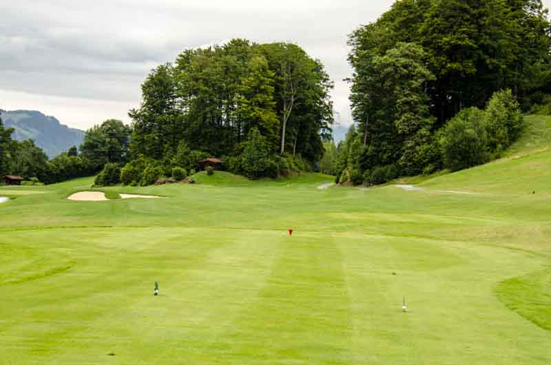 Golf in den Kitzbüheler Bergen - 5