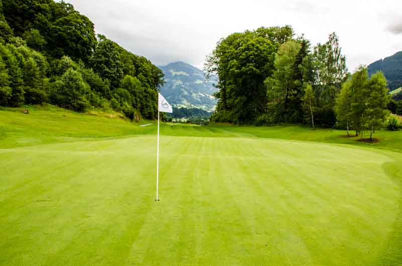 Golf in den Kitzbüheler Bergen - 7
