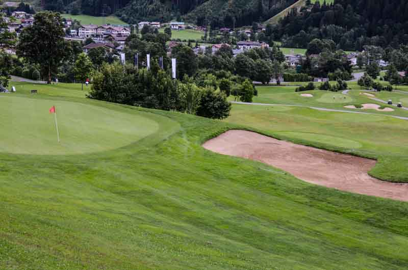 Golf in den Kitzbüheler Bergen - 8