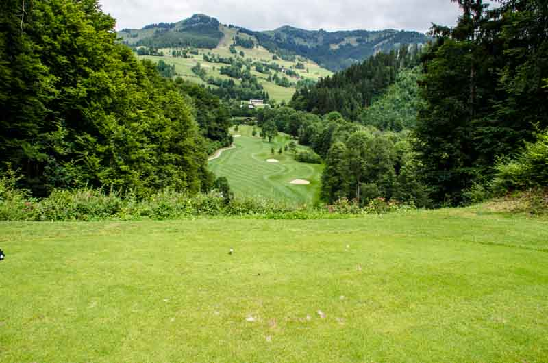 Golf in den Kitzbüheler Bergen - 9