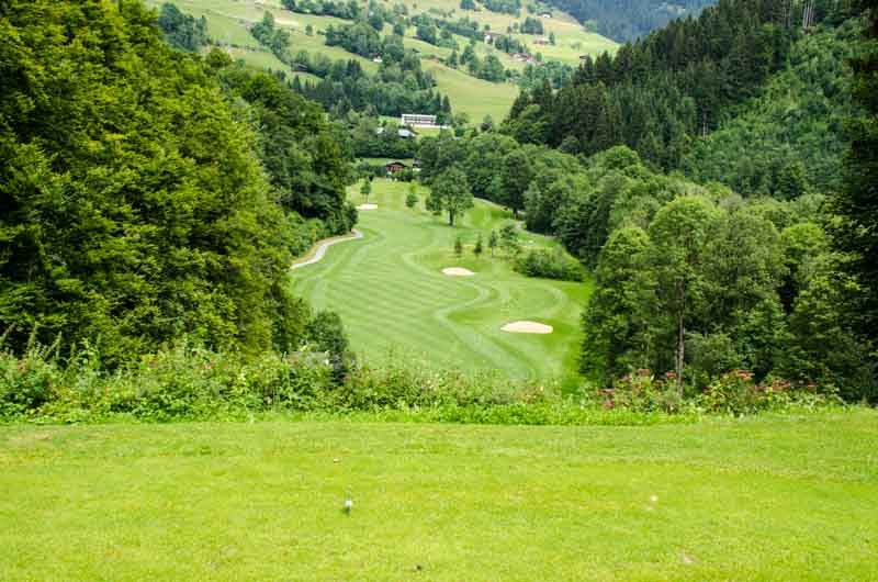 Golf in den Kitzbüheler Bergen - 10