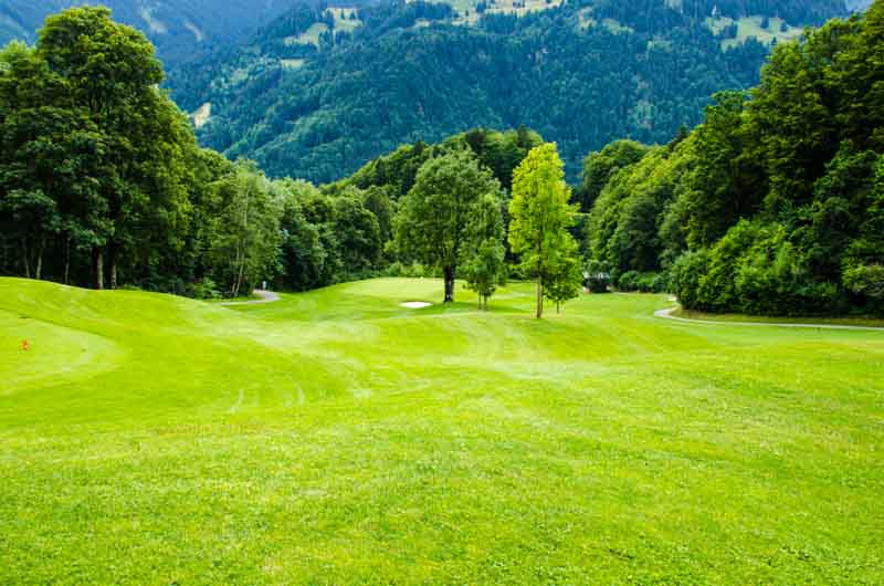 Golf in den Kitzbüheler Bergen - 11