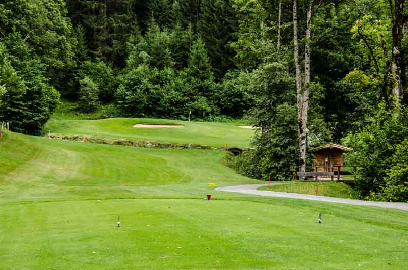 Golf in den Kitzbüheler Bergen - 13