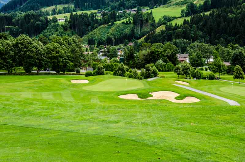 Golf in den Kitzbüheler Bergen - 3
