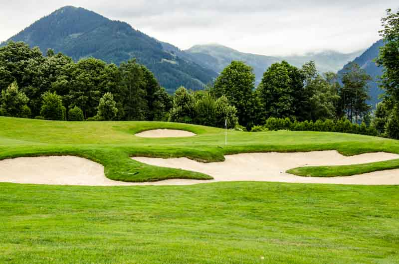 Golf in den Kitzbüheler Bergen - 4