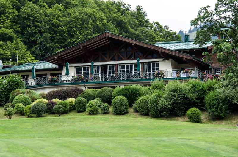 Golf in den Kitzbüheler Bergen - 6